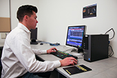 Photo: Eric Aldrich and the Bloomberg Terminal