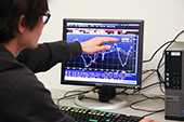 Photo: the Bloomberg Terminal