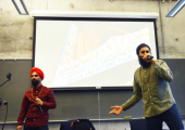 Sikh musical artists for event titled Sikhs in Social Justice
