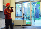 Hoodini at Sikhs in Social Justice
